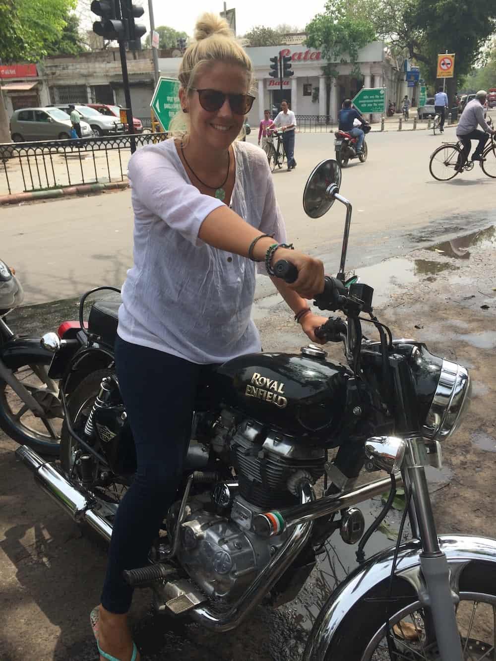 رحلتي الى الهند