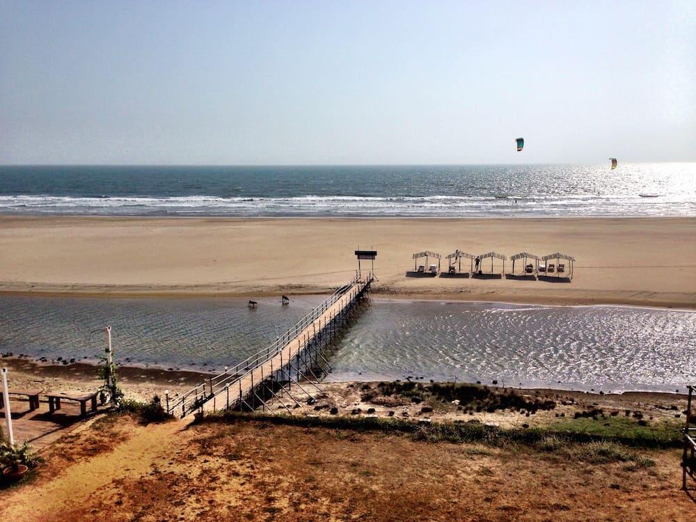 شاطىء ليزي دوق في غوا