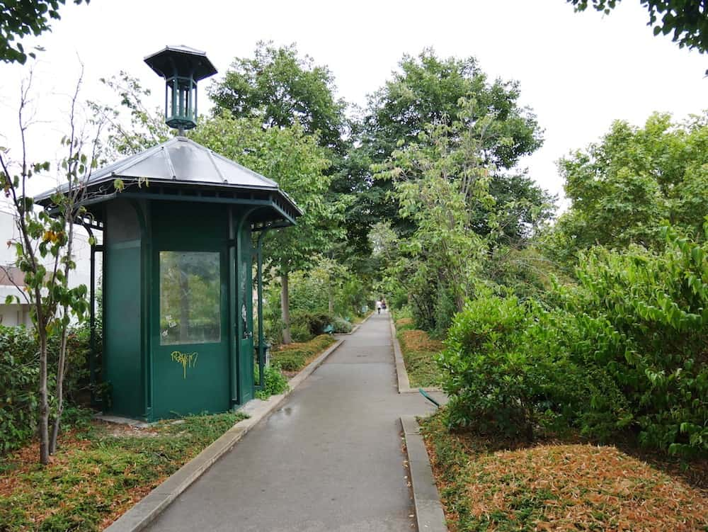 متنزه النباتات في باريس
